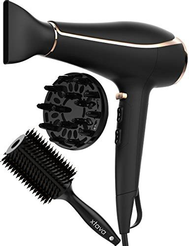 Xtava Hair Dryer Reviews xtava ionic dryer voluminous toolkit with hair dryer