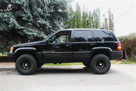 1996 Jeep Zj 1996 Jeep Grand Information And Photos