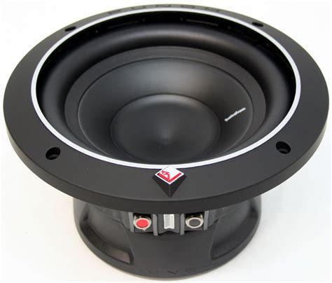 rockford fosgate ps   punch p  ohm svc subwoofer