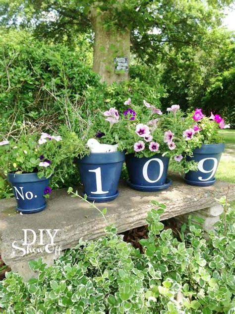 clay pot garden 26 budget friendly and garden projects made with clay