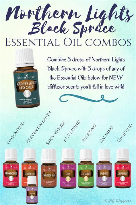 northern lights black spruce essential oil combine northern lights black spruce with any of the oils