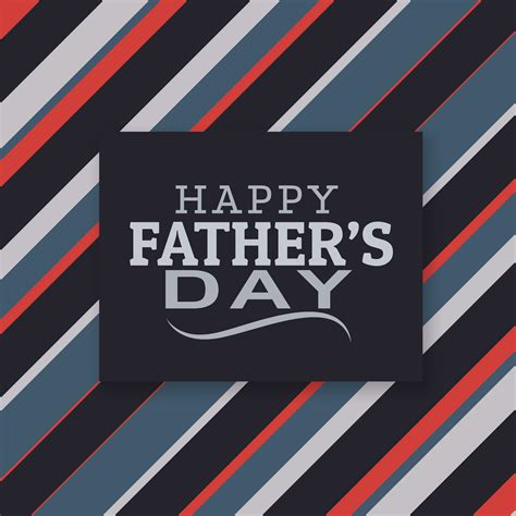 happy fathers day comments modern happy fathers day lettering free vector