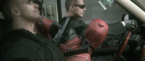 deadpool leaked footage deadpool test footage plus screenshots it