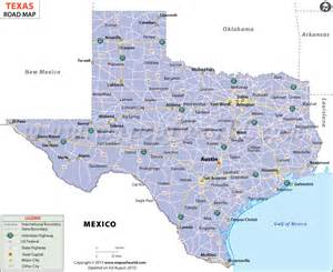 Texas Usa Map by Road Map Texas Jorgeroblesforcongress