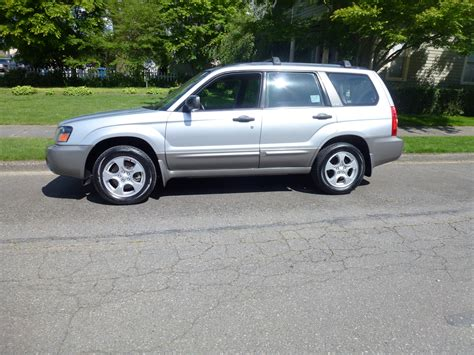 2003 subaru forester for sale awd auto sales