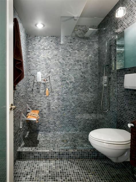 Bathroom Mosaic Design Ideas 24 Best Small Bathrooms Design With Shower Ideas 24 Spaces