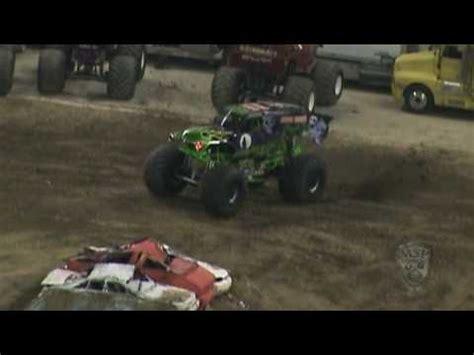 monster truck jam toronto dennis anderson grave digger monster jam freestyle