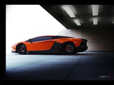 Lamborghini Aventador Limited Edition 2012 Renm Lamborghini Aventador Limited Edition Corsa