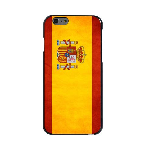 Custom Hardcase 11 custom cover for iphone 5 5s 6 6s plus spain flag ebay
