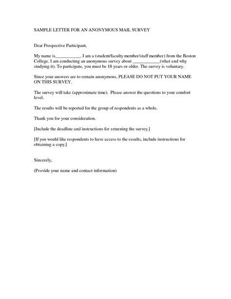 cover letter questionnaire copy questionnaire invitation sle bitfax co