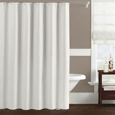 144 inch curtains diamante white 72 x 144 inch shower curtain lamont limited