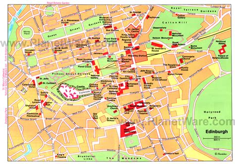 map of edinburgh scotland edinburgh map detailed city and metro maps of edinburgh