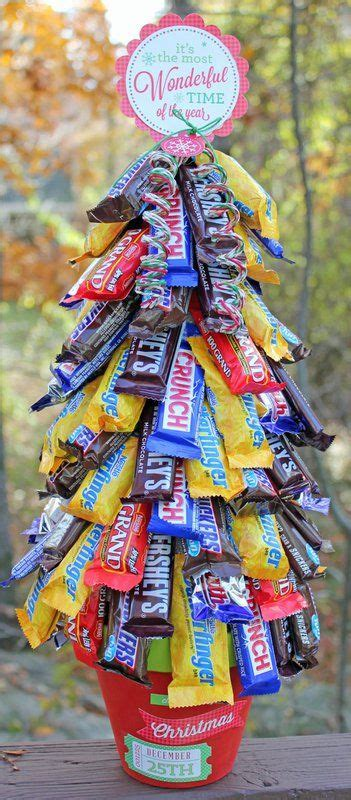candy tree christmas candy gifts candy christmas tree christmas gifts  coworkers