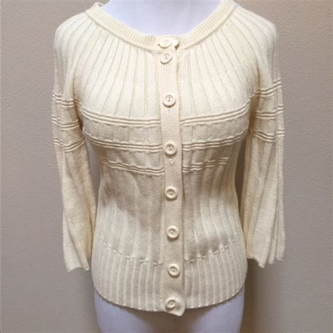 7 Gorgeous Sweaters By Moth by Anthropologie Moth Anthropolgie Vanilla Color Cardigan