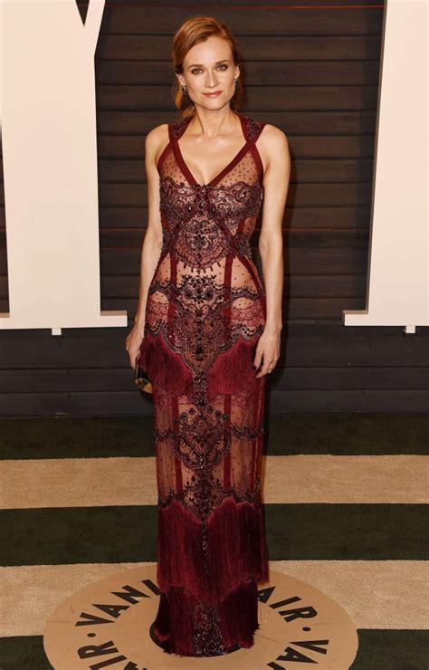 Diane Kruger Vanity Fair Oscar Diane Kruger 2016 Vanity Fair Oscar 20 Gotceleb