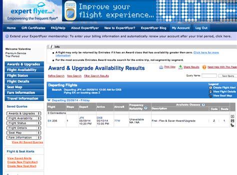 Alaska Airlines Partner Desk alaska airlines new award search for emirates air