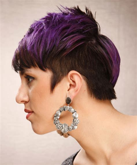 emo hairstyles front and back view emo hairstyles and haircuts in 2018 page 2