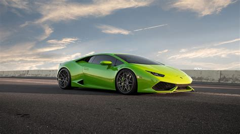 car wallpaper green verde mantis green lamborghini huracan lp610 4 wallpaper