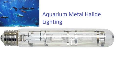 Lu Metal Halide Aquarium new 175w watt aquarium reef two arc metal halide
