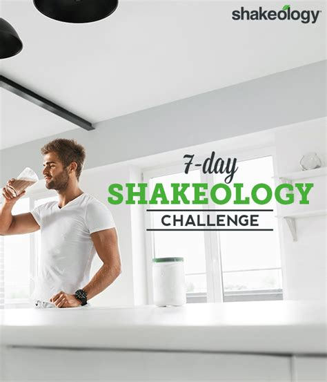 shakeology 10 day challenge 7 day shakeology challenge kevin rack fitness and nutrition