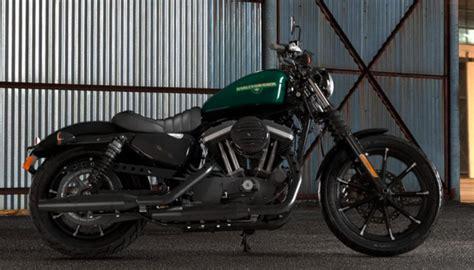 Harley Davidson Sportster Tieferlegen by Harley Davidson Sportster Xl 883 Iron 2018 Farben Und