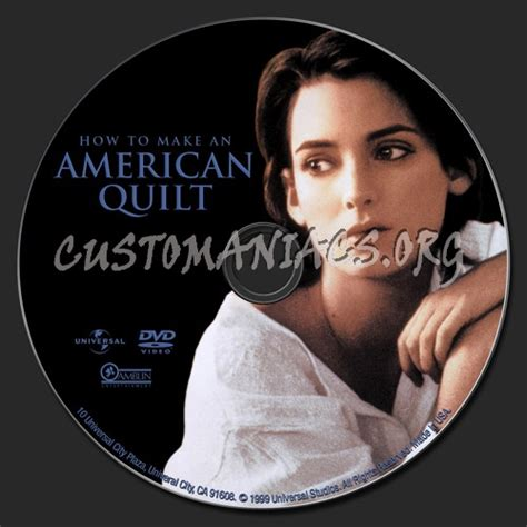 How To Make An American Quilt Dvd by How To Make An American Quilt Dvd Label Dvd Covers