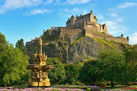 visiting edinburgh castle 8 highlights tips amp tours