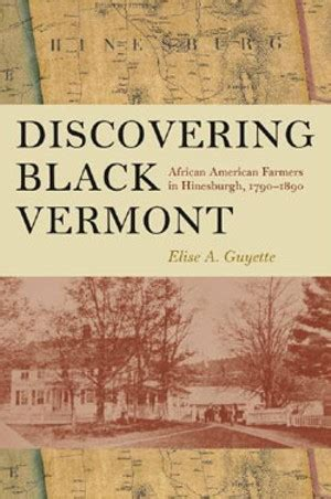 history of vermont books hinesburg s black history books seven days vermont s