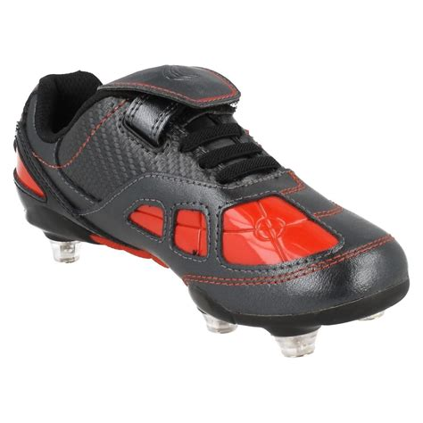 football shoes boys boys clarks cica metal studded football boots artistry ebay