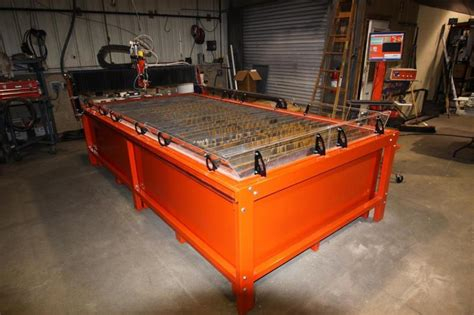 water jet cnc table cnc waterjet tables by burntables