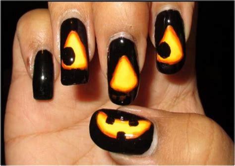 cool halloween nail art ideas hative