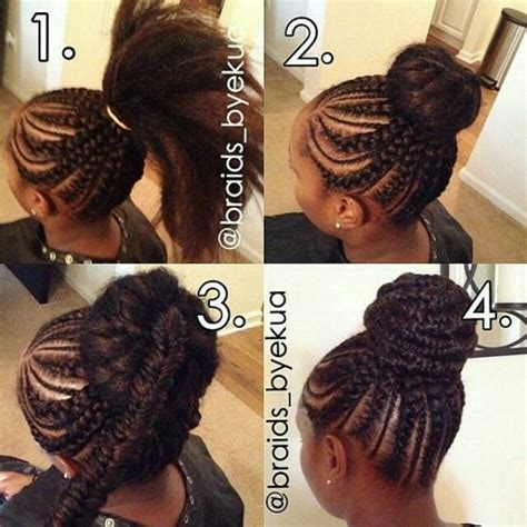 braids in to buns african hair styles 7a9ef6f22afa1817fd81b0fa8cb20c07