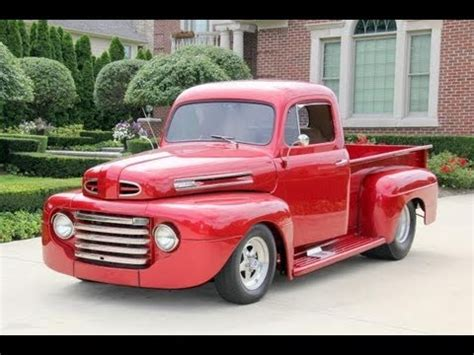 1948 ford pickup classic muscle car for sale in mi