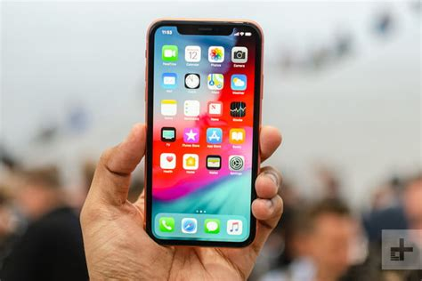 iphone xr hands  review digital trends