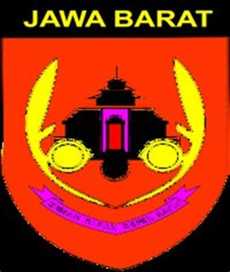 Logo Jawa Barat Bordir logo lambang kwarda jawa barat dermawan