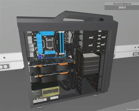 x mod game pc new cabling system feature pc building simulator mod db