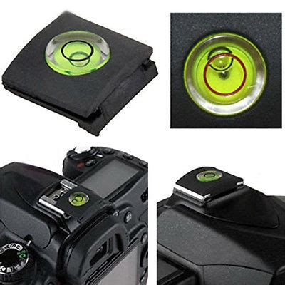 Diskon Shoe Cover Cap Spirit Level flash shoe cover cap spirit level for canon nikon olympus focus