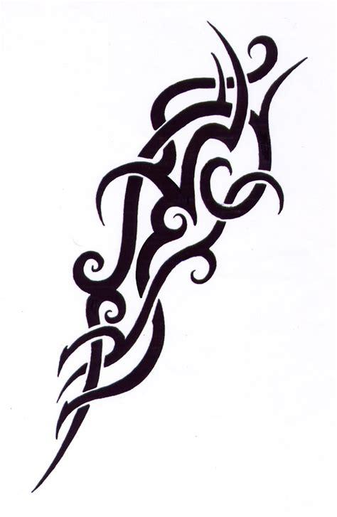 tattoo tribal vertical prince tattoo tribal vertical