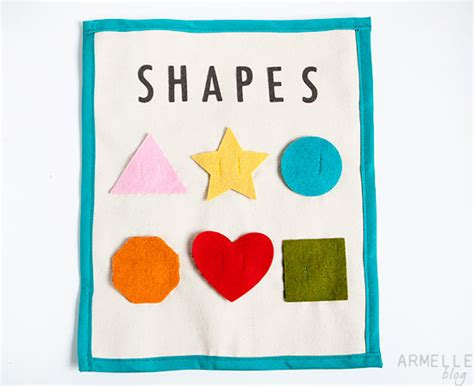 picture books about shapes armelle shapes book page