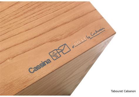 Cassina Tabouret by Lc14 Tabouret Milia Shop