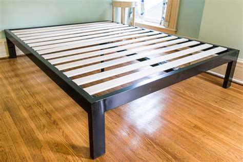 Build A Cheap Bed Frame The Best Platform Bed Frames 300 Reviews By Wirecutter A New York Times Company