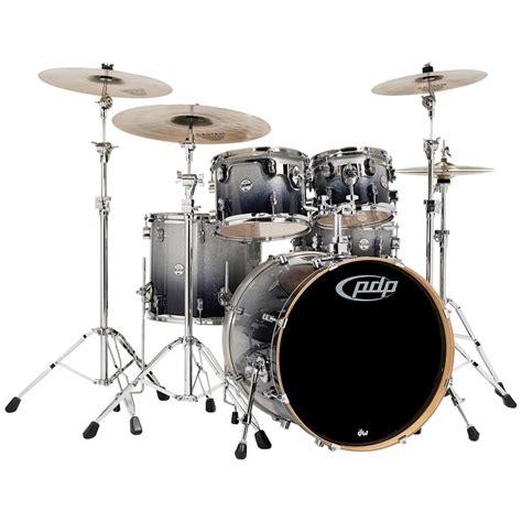 Drum Set pdp cm5 concept maple 5 drum set shell pack 22 quot bass 14 quot snare 10 12 16 quot toms pdcm2215