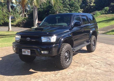Toyota 4runner Blacked Out 2002 4runner Sport Blacked Out Trucks