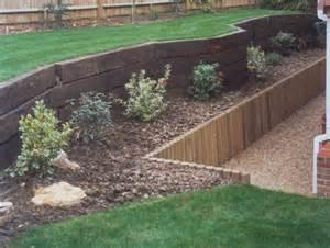 benefits of wooden retaining walls