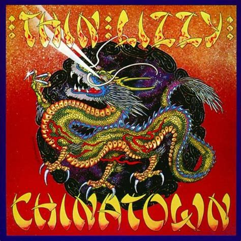 Thin Lizzy Eagle thin lizzy chinatown the of