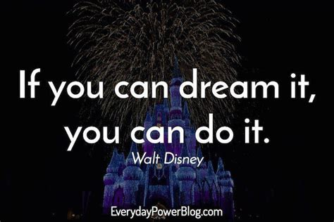 Walt Disney Quotes About Dreams, Life & Greatness ...