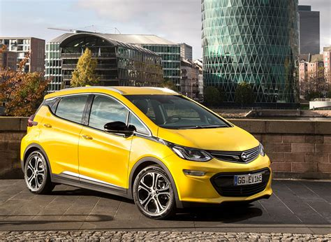 opel yellow pictures opel 2016 era e yellow auto metallic