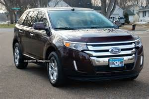 2011 ford edge sel awd remote start