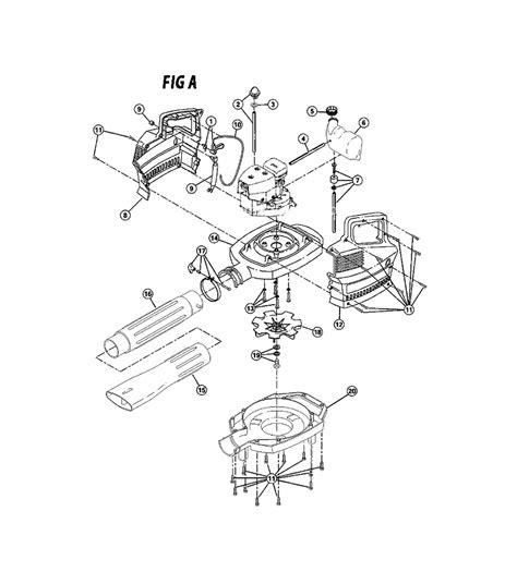 ryobi blower parts diagram buy ryobi 280r 41fr280g034 replacement tool parts
