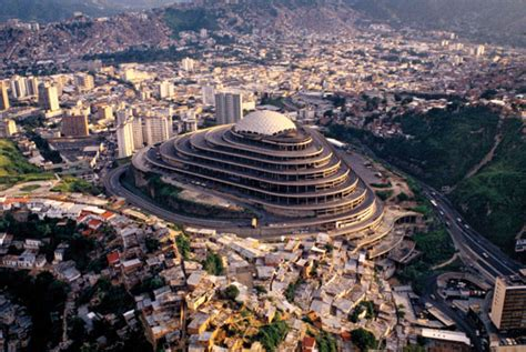 imagenes venezuela de ayer venezuela caracas el helicoide skyscrapercity